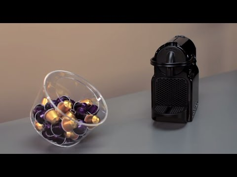 Nespresso Inissia: How to - Directions for the first use