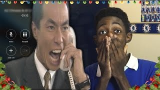 CALLING TWO CHINESE RESTAURANTS AT THE SAME TIME PRANK!😱😂 [GONE WRONG]