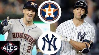 Houston Astros vs. New York Yankees Highlights | ALCS Game 5 (2019)