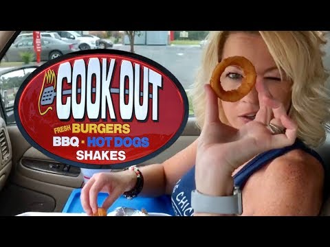 Cook Out Fast Food Restaurant Review