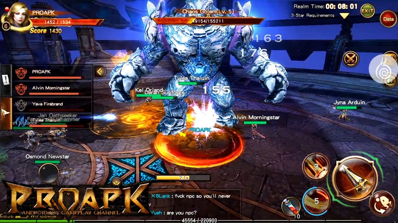 Snail Games Archives   PROAPK   Android iOS Gameplay   Download DRAGON REVOLT by Snail Games  ANDROID iOS iphone ipad                     SUBSCRIBE PROAPK  FOR MORE GAMES   http   goo gl dlfmS0