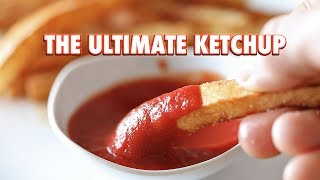 The Ultimate Homemade Ketchup (Lacto Fermented)