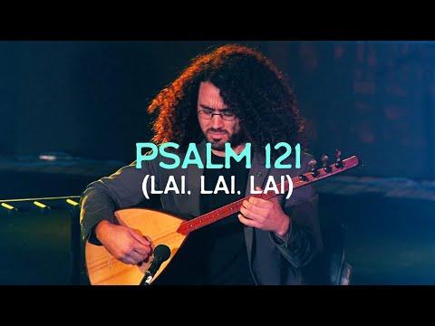 Psalm 121 in Hebrew