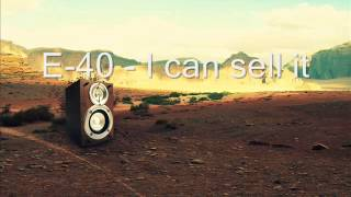 E-40 - I can sell it instrumental (bass boosted)