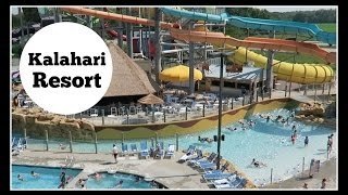 Kalahari Resort and Waterpark  Wisconsin Dells