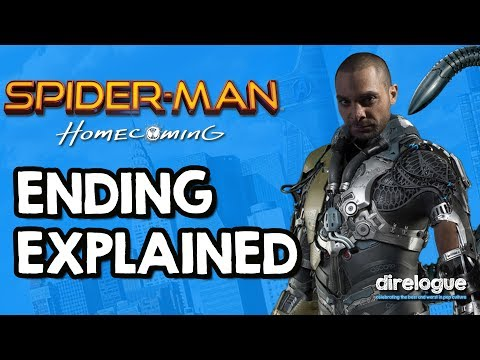 Spider-Man: Homecoming Ending Explained