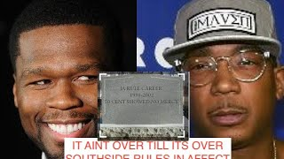 50 Cent WARNS Ja Rule IT AINT OVER TILL WE OVER south side Rules in Affect! Ja Rule backs off