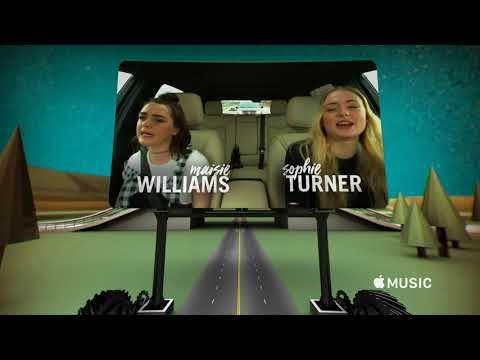 Carpool Karaoke: The Series - Sophie & Maisie Opening Preview -- Apple Music