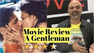 A Gentleman | Movie Review | Jacqueline Fernandez | Suniel Shetty | Sidharth Malhotra | #TutejaTalks