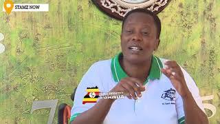 NAMBOOZE RESPONDS TO BOBI WINE AND MAO   DR BESIGYE IS MY PRESIDENT.