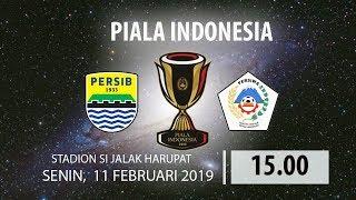 Sedang Berlangsung! Link Live Streaming Persib Bandung Vs Persiwa Wamena, Senin Pukul 15.00 WIB