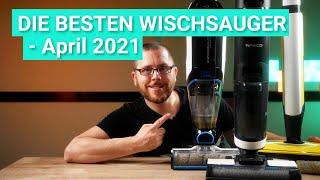 WISCHSAUGER TEST 2021 - Die 6 BESTEN im Vergleich & der PREIS-LEISTUNGS-SIEGER!