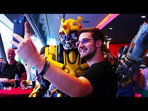 Wie ist der neue Transformers-Film?