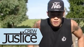 A Day In The Life Of E-man   Justice Crew