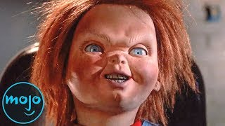 Top 10 Scariest Chucky Scenes - YouTube