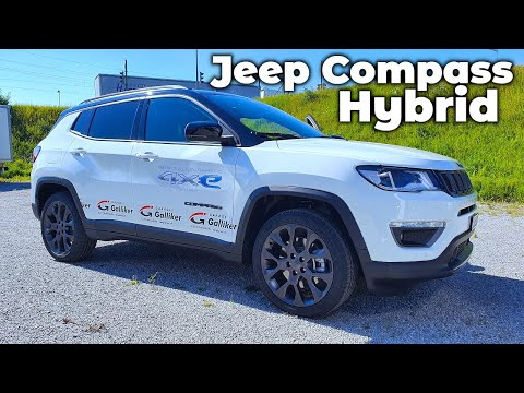 Jeep Compass Plug-in Hybrid 4xe S 2020