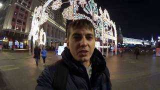 //Новогодняя Москва 2018//Бесплатные развлечения на новый год в МОСКВЕ