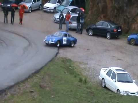 Preview video rally rutas cantrabas 2009  prova spettacolo