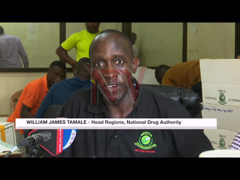 Two arrested in crackdown on illegal pharmacies