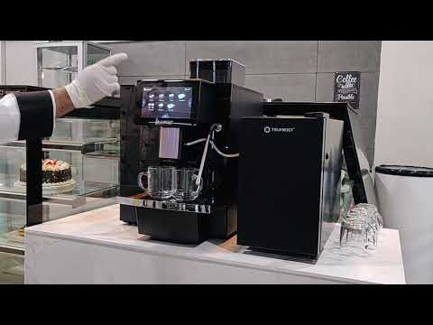 Fully Automatic Coffee Machine Butler