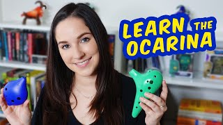 Learn How To Play The Ocarina - For Beginners!