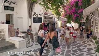 Thumbnail of the video 'The Greek Isle of Mykonos'