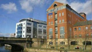 preview picture of video 'The City of Leeds, West Yorkshire UK - images and views of the City.'