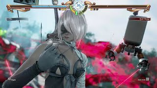 SoulCalibur 6 Online: Day 1 2B highlights (Will learn combos soon!!!)