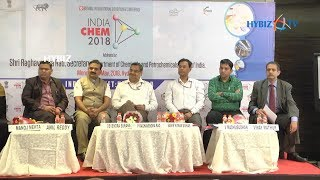 Industry Meet on Indian Chemical and Petrochemical Industry   India Chem 2018