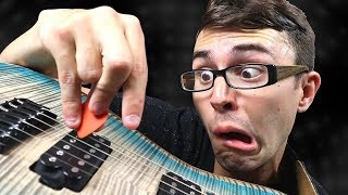 TOP 10 Guitarists With WEIRD Picking Techniques!