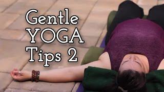 Gentle Yoga Tips – PranaShanti Yoga Centre Ottawa
