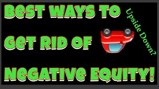 Where to trade in a car with negative equity