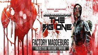 Nogge Vs. Borderline Live - The Big One | Factory Magdeburg 14.03.2015