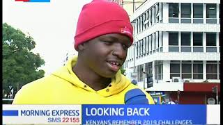 Kenyans express their hopes and expectations in the year 2020