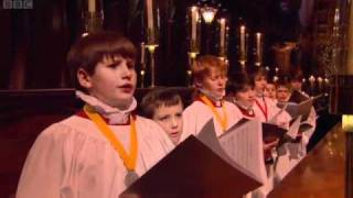 Winchester Cathedral Choir - Tomorrow Shall Be My Dancing Day