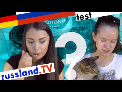 Russisch vs Deutsch: Freizeitparks! [Video]