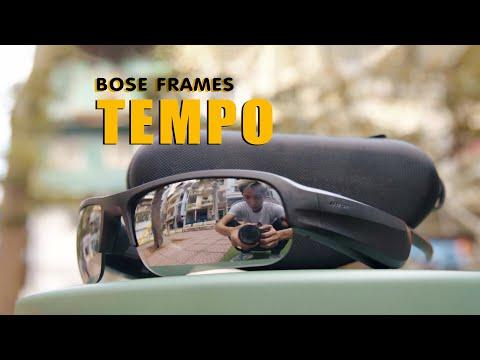 Kính mát nghe nhạc Bose Frames, kiểu Tempo