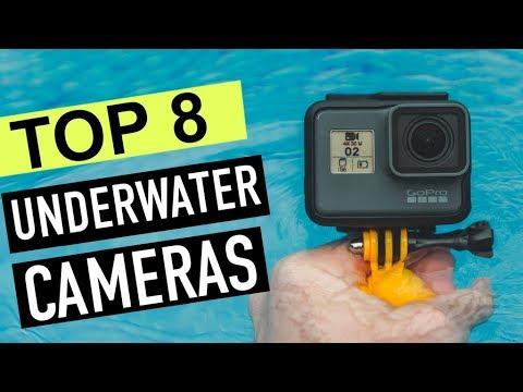 BEST 8: Underwater Cameras 2018