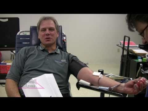 Woods Hosts Mississippi Valley Blood Drive