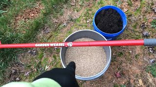 How to fix a bare area in my lawn + GCI Turf Academy UPDATE!!!