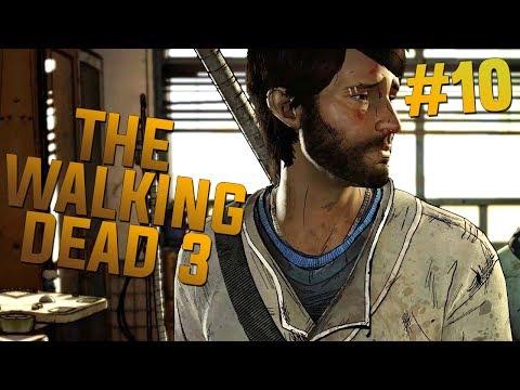 The Walking Dead 3 - |#10| - Rodinné trable :X | Český Let's Play | Český překlad