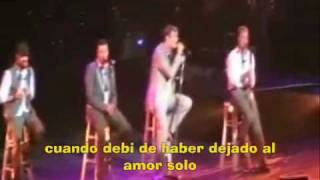 Don't Try This At Home - BackStreet Boys (Unrealased This Is Us Album) Traducida