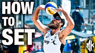 How to Set a Volleyball BETTER in 5 MINUTES