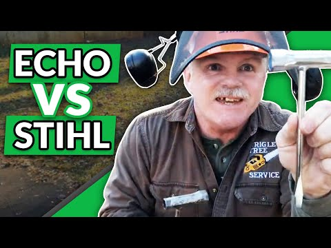 ECHO CS-620P Chainsaw Review – Comparing Stihl and ECHO Chainsaws