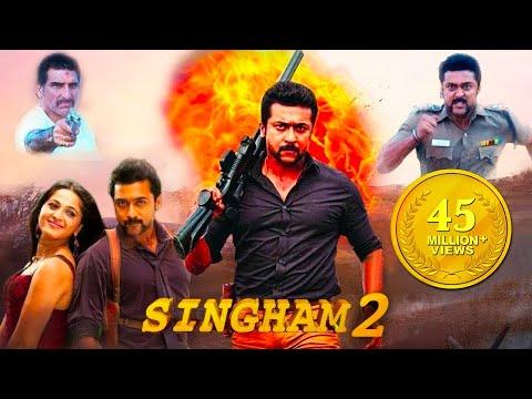 Main Hoon Surya Singham II Full Movie | Hindi Action Movies by Cinekorn | Tollywood | Tamil Cinema