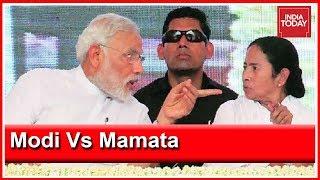 PM Modi Vs Mamata Banerjee In Mamata's Bastion