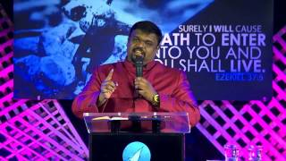 November 2016 Promise Message By Pastor <b>Alwin Thomas</b>
