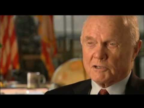 Senator John Glenn - Biography