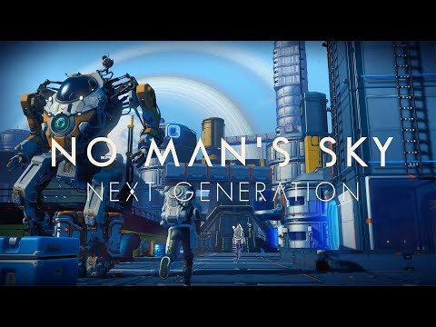 No Man's Sky Next Generation Introduces Graphic Enhancements and Better Performance on Console