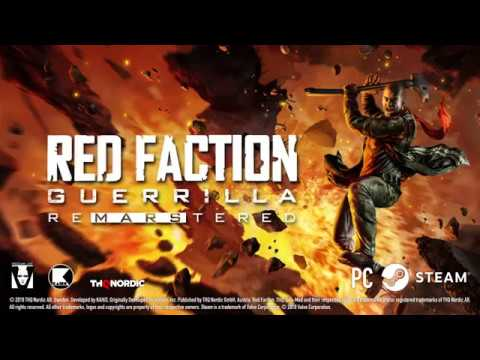 Red Faction Guerrilla Re-Mars-tered Edition Trailer thumbnail
